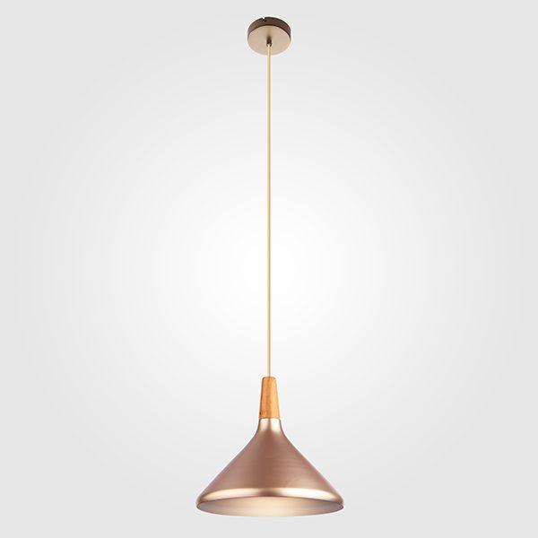 Подвесной светильник 70051/1 перламутровое золото