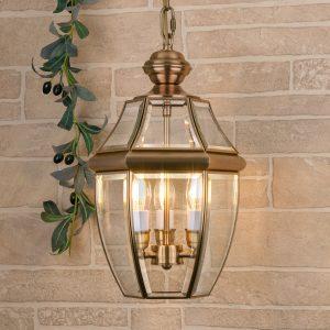 Подвесной светильник Elektrostandard 1032 Chatel H медь