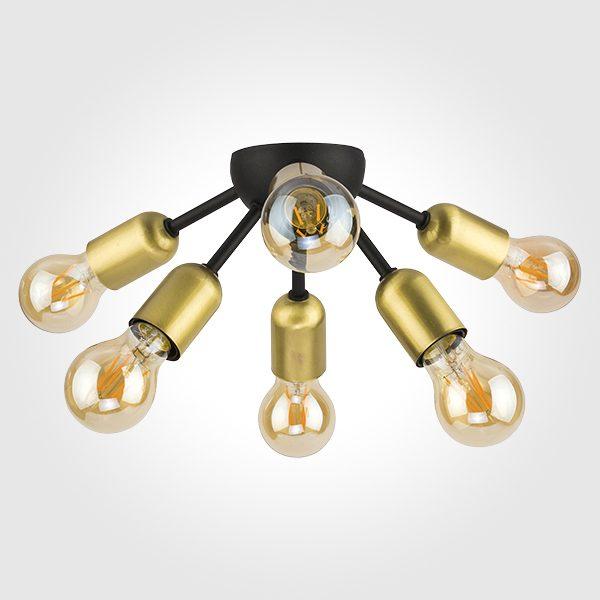 Потолочный светильник 1467 Estrella Black