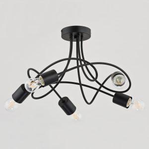 Потолочный светильник 24075 Targo Black