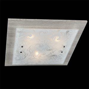 Потолочный светильник 2961/3 хром/серый