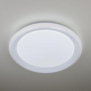 Потолочный светодиодный светильник с ПДУ Elektrostandard 40013/1 LED белый
