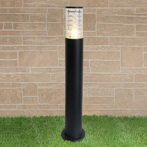 Светильник на столбе Elektrostandard 1507 TECHNO black черный