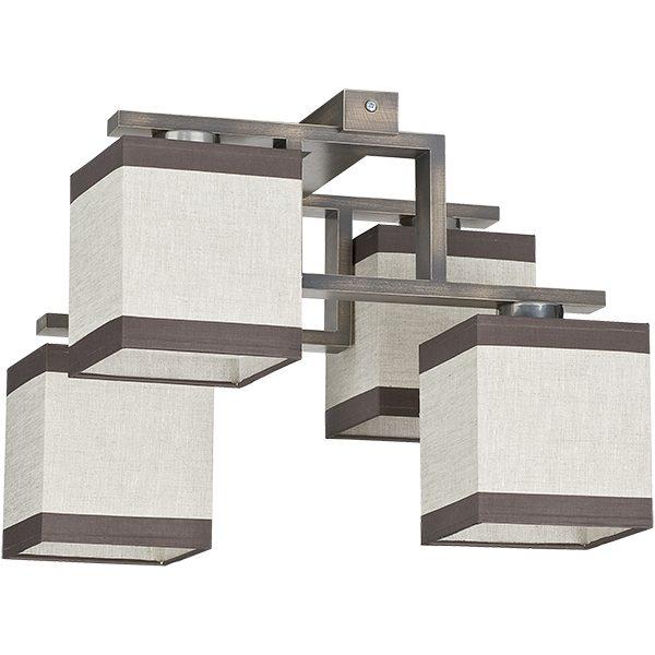 Светильник потолочный 409 Lea gray