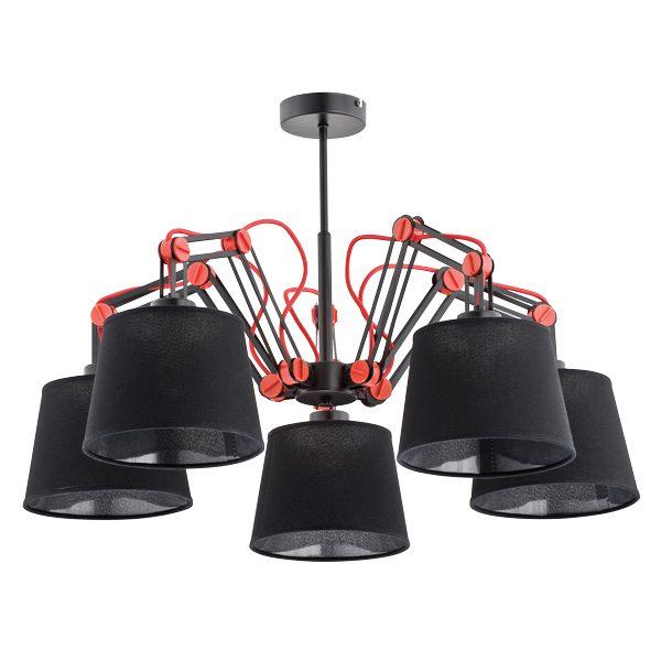 Светильник регулируемый 22685 Anakin Black
