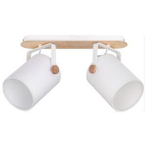 Светильник с поворотными абажурами 1612 Relax White