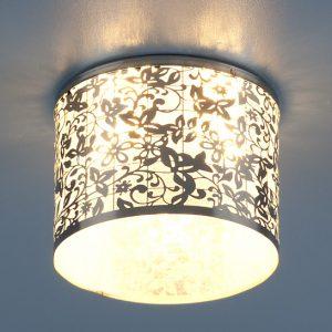 Светильник точечный Elektrostandard 8402 CH/WH (хром/белый)