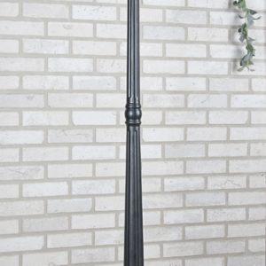 Светильник трехрожковый на столбе Elektrostandard Altair F/3 черный