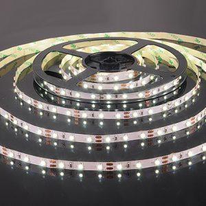 Светодиодная лента Elektrostandard 3528/60 LED 4.8W IP20 [белая подложка] белый свет