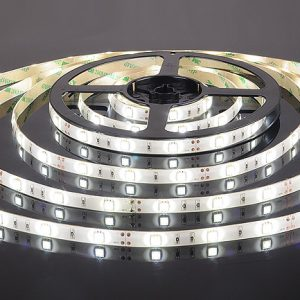 Светодиодная лента Elektrostandard 5050/30 LED 7.2W IP65 [белая подложка] белый свет