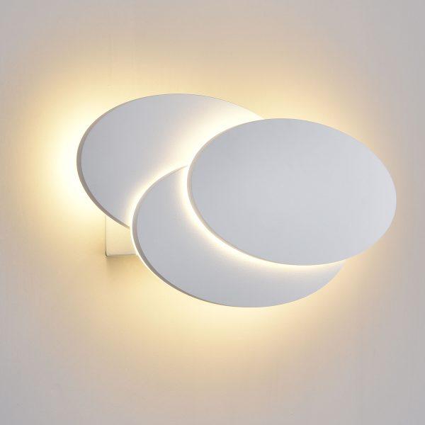 Светодиодная подсветка Elips LED белый матовый (MRL LED 12W 1014 IP20)