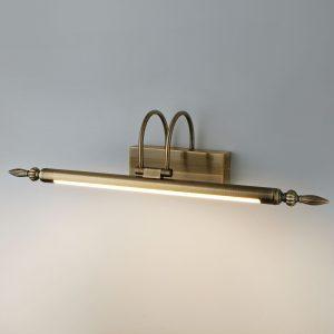 Светодиодная подсветка Rona LED бронза (MRL LED 9W 1016 IP20 )