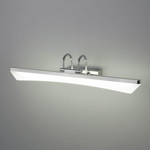 Светодиодная подсветка Selenga Neo LED хром (MRL LED 7W 1004 IP20)