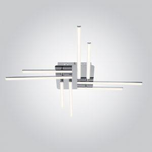 Светодиодный потолочный светильник 90040/8 хром