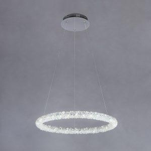 Светодиодный светильник с хрусталем 416/1 Strotskis