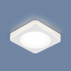 Точечный светильник со светодиодами Elektrostandard DSK80 5W 4200K