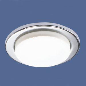 Точечный светильник Elektrostandard 1035 GX53 CH хром
