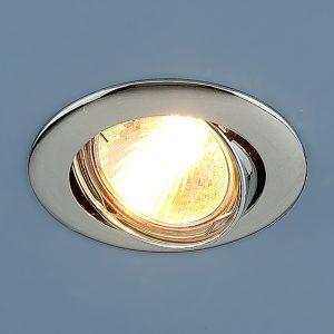 Точечный светильник Elektrostandard 104S MR16 CH хром