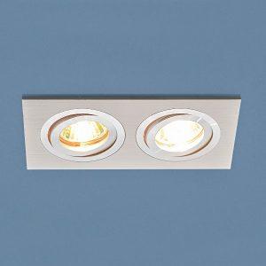 Точечный светильник Elektrostandard 1051/2 WH белый