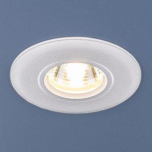 Точечный светильник Elektrostandard 107 MR16 WH белый