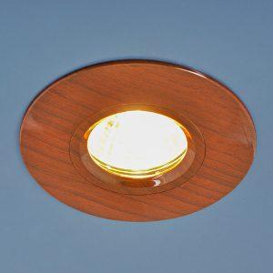 Точечный светильник Elektrostandard 108 MR16 VNG венге