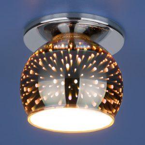 Точечный светильник Elektrostandard 1103 G9 SL зеркальный