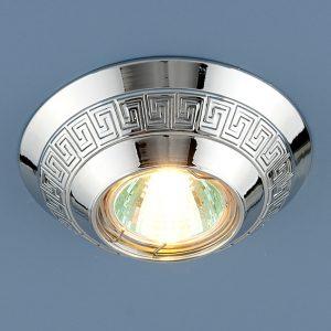 Точечный светильник Elektrostandard 120092 CH (хром)