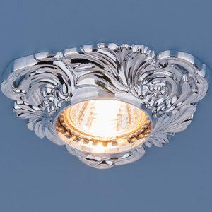 Точечный светильник Elektrostandard 4105 MR16 CH хром