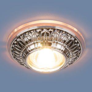 Точечный светильник Elektrostandard 6024 MR16 CH хром