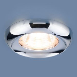 Точечный светильник Elektrostandard 6065 MR16 CH хром