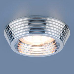 Точечный светильник Elektrostandard 6066 MR16 CH хром