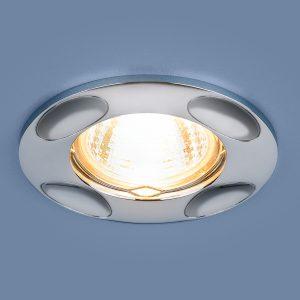 Точечный светильник Elektrostandard 7008 MR16 SL серебро