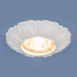 Точечный светильник Elektrostandard 7215 MR16 WH белый