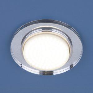 Точечный светильник Elektrostandard 8061 GX53 SL  зеркальный/серебро