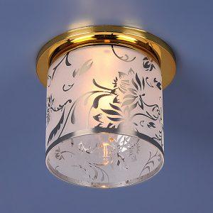 Точечный светильник Elektrostandard 8070D GD (золото)