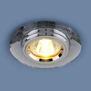 Точечный светильник Elektrostandard 8150 MR16 SL зеркальный/серебро