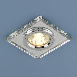 Точечный светильник Elektrostandard 8170 MR16 SL зеркальный/серебро