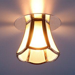 Точечный светильник Elektrostandard 8375 CH (хром)
