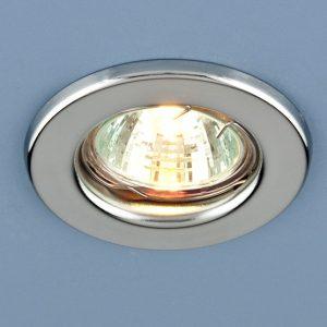 Точечный светильник Elektrostandard 9210 MR16 CH хром