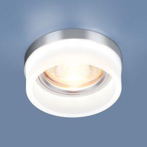 Точечный светодиодный светильник Elektrostandard 2205 MR16 MT матовый