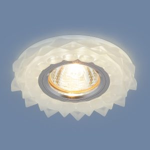 Точечный светодиодный светильник Elektrostandard 2209 MR16 Matt Ice матовый лед