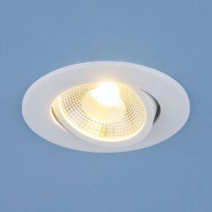 Точечный светодиодный светильник Elektrostandard DSR001 6W 4200K