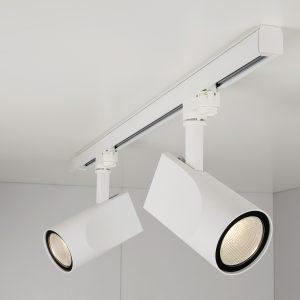 Трековый светодиодный светильник Elektrostandard Vista Белый 32W 3300K (LTB15)