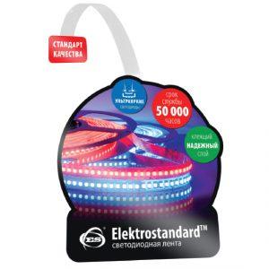 POS материал Elektrostandard Воблер Светодиодная лента
