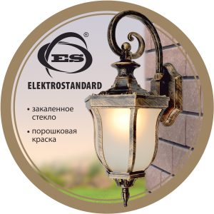 "POS материал Elektrostandard Наклейка ""уличный светильник"""