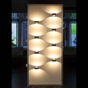 POS-материал Elektrostandard Панель настенная для светильников Blinc