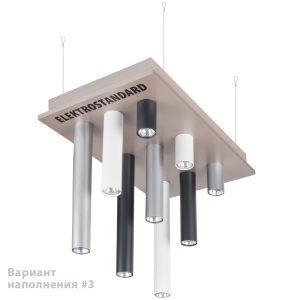 POS-материал Elektrostandard Подвесной стенд для накладных светильников