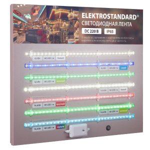 POS-материал Elektrostandard Секция для сборного стенда: светодиодная лента 220 В